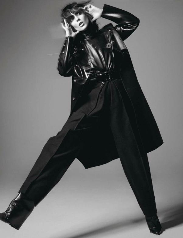 Kati Nescher Fashion Editorial Archive